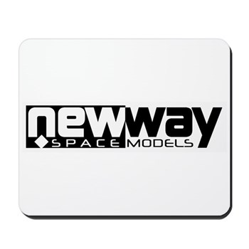 New Way Space Models Mousepad