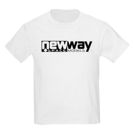 New Way Space Models Kids Light T-Shirt