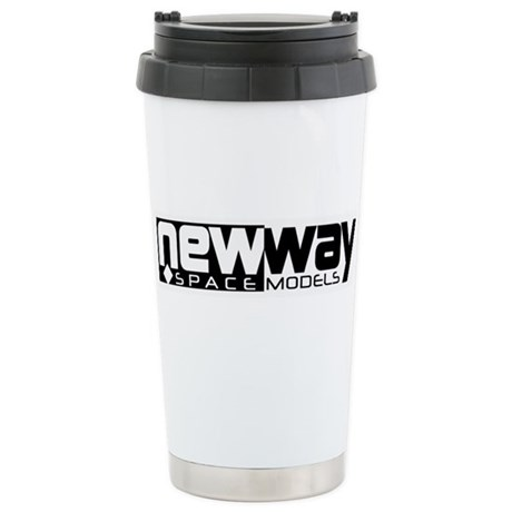 New Way Space Models Stainless Steel Travel Mug