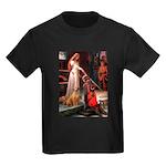 Accolade / Rhodesian Ridgebac Kids Dark T-Shirt