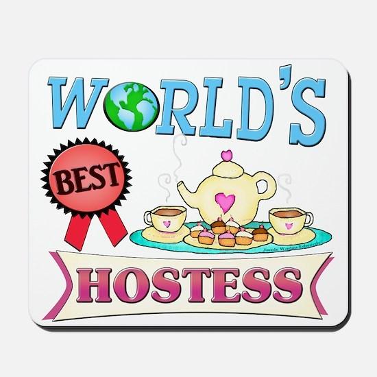 Best Hostess Gift Mousepad