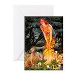Mideve / Rho Ridgeback Greeting Cards (Pk of 10)