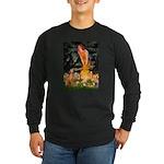 Mideve / Rho Ridgeback Long Sleeve Dark T-Shirt