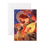 Angel / Rho Ridgeback Greeting Cards (Pk of 10)