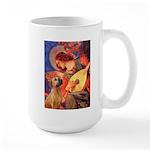 Angel / Rho Ridgeback Large Mug