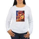Angel / Rho Ridgeback Women's Long Sleeve T-Shirt