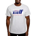 WOLF Syracuse 1978 -  Ash Grey T-Shirt