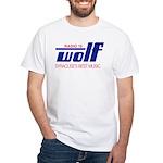 WOLF Syracuse 1978 - White T-Shirt