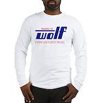 WOLF Syracuse 1978 -  Long Sleeve T-Shirt