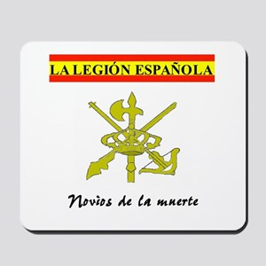 Spanish Legion Mousepad