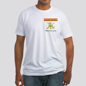 Spanish Legion Fitted T-Shirt