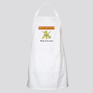 Spanish Legion BBQ Apron