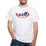 WOLF Syracuse 1976 - White T-Shirt