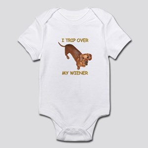 Trip Wiener Infant Bodysuit