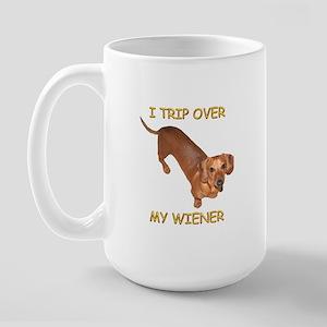 Trip Wiener Large Mug