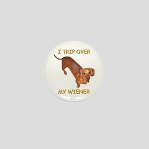 Trip Wiener Mini Button
