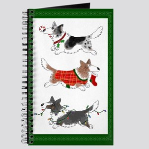 Three Cardigan Corgis Journal