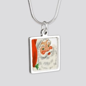 Vintage Santa Necklaces