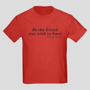 Wishful Being 2 Kids Dark T-Shirt