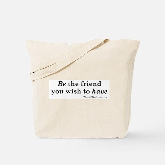 Wishful Being Tote Bag