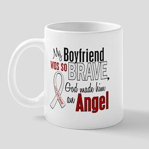 Angel 1 BOYFRIEND Lung Cancer Mug