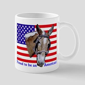Proud American Mule Mug