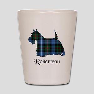 Terrier-Robertson hunting Shot Glass