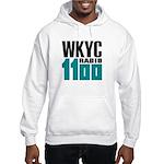 Wkyc Cleveland 1966 - Hooded Sweatshirt
