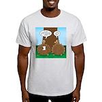 Turkey Dinner Light T-Shirt