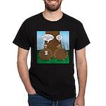 Turkey Dinner Dark T-Shirt