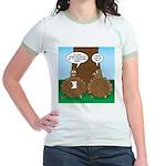 Turkey Dinner Jr. Ringer T-Shirt