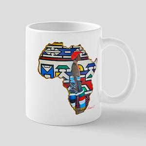 Ndebele Girl Mug