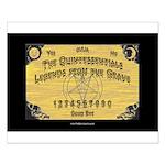 The Quintessentials ouija board small poster