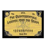 The Quintessentials ouija board postcard