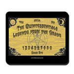 The Quintessentials ouija board mouse pad