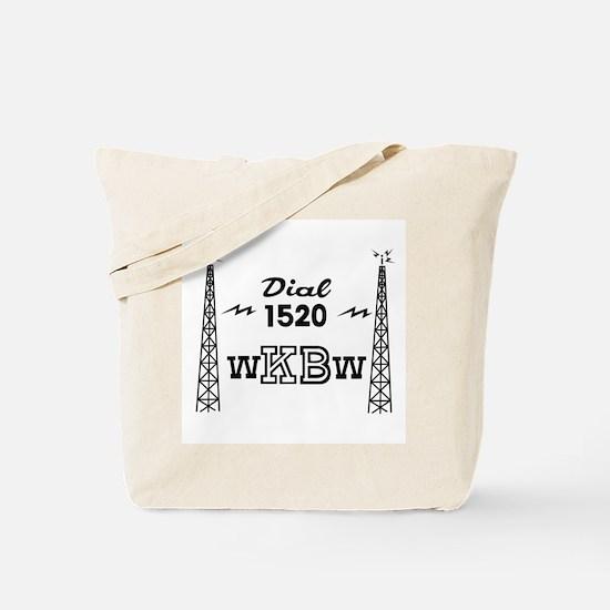 WKBW Buffalo 1958 -  Tote Bag
