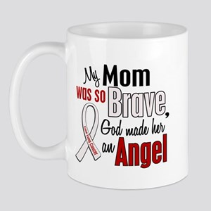 Angel 1 MOM Lung Cancer Mug