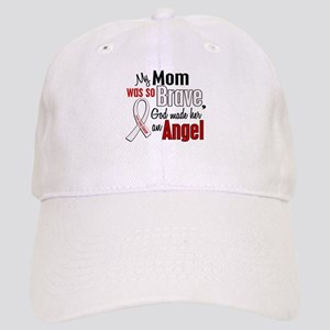 Angel 1 MOM Lung Cancer Cap