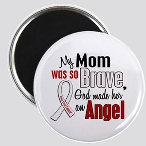 Angel 1 MOM Lung Cancer Magnet