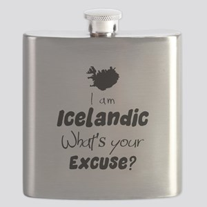 I am Icelandic What is your Excuse Flask