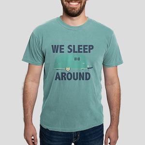We Sleep Around White T-Shirt
