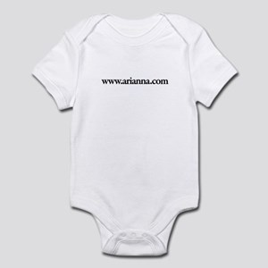 www.Arianna.com Infant Bodysuit