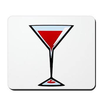 Vampire Martini Mousepad