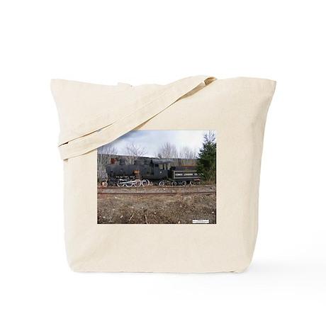 Comox Railway #11 Tote Bag