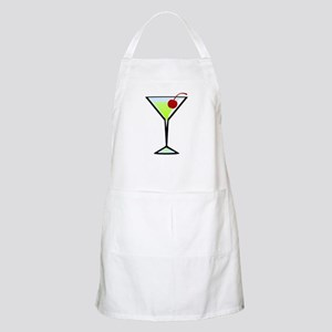 Green Apple Martini BBQ Apron