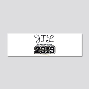 Senior Class Of 2019 Personalize Car Magnet 10 X 3