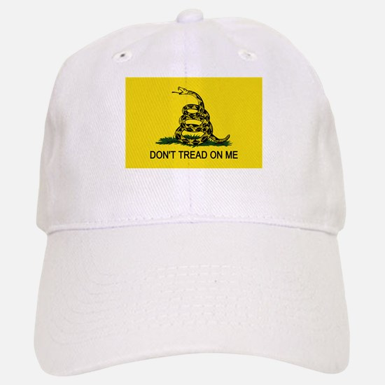 Don't Tread on Me Baseball Baseball Cap