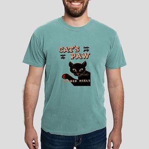 Vintage Cat's Paw Rubber Heels T-Shirt