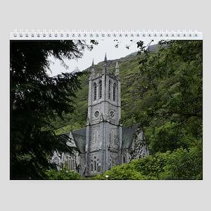 The Ireland Wall Calendar