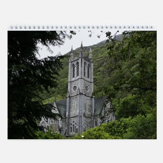 The Ireland Wall Calendar
